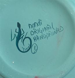 Native American Nandi Pot