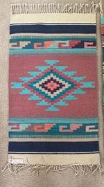 Anomaly Imports Zapotec Indian Weavings Rug #2