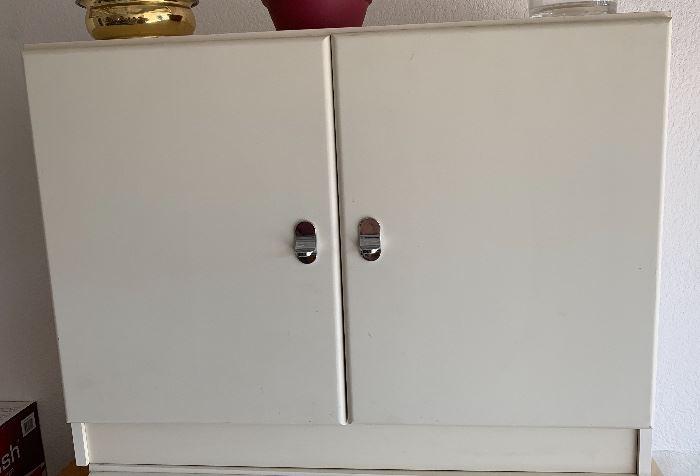Garage Cabinet #123.5x13.5x16.5inHxWxD