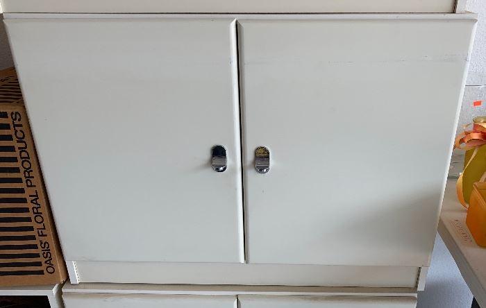 Garage Cabinet #223.5x13.5x16.5inHxWxD