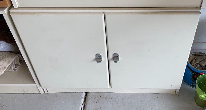 Garage Cabinet #323.5x13.5x16.5inHxWxD