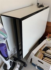 Folding/Rolling Craft Table
