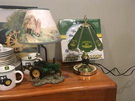 John Deere lamps