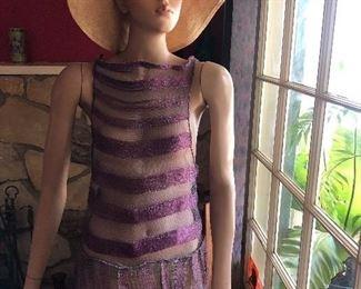 Vintage Female Mannequin