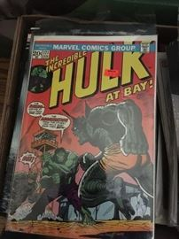 One of dozens of mint comic books!  Individually priced or one price all!