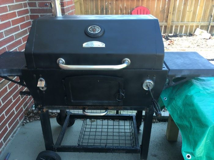 A nice BBQ grill just in time for the season.