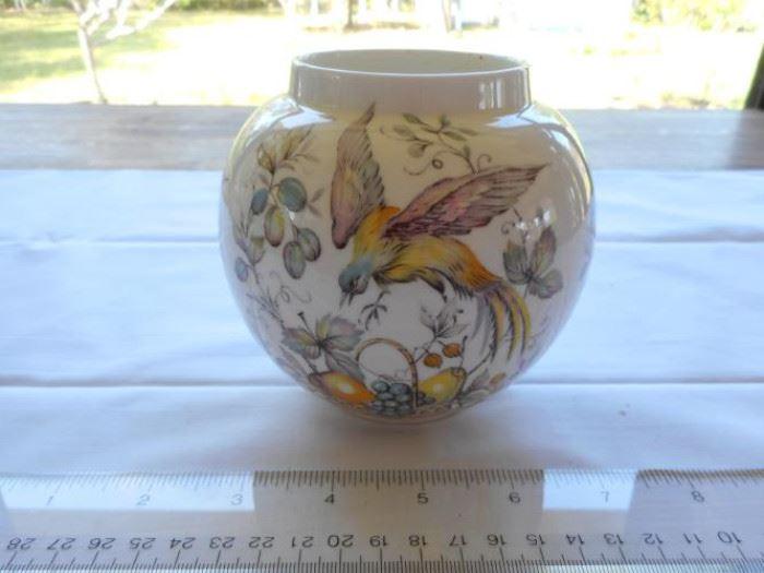 vintage Woods of Windsor Staffordshire china vase https://ctbids.com/#!/description/share/133145