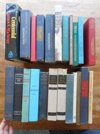 Lot of 23 Vintage Fiction Novels 1901 - 1960's https://ctbids.com/#!/description/share/133051