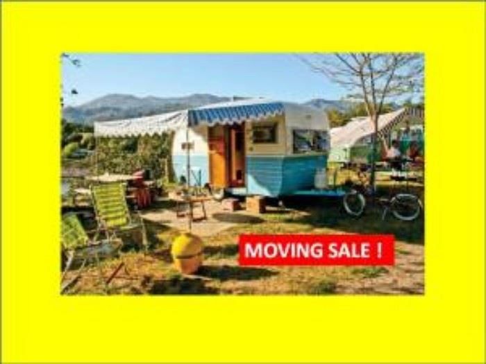 bes camper moving sale