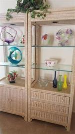 Art Glass w/Original Paperwork & Henry Link