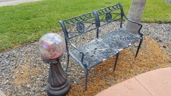 Garden Lounge Furniture and Accessories