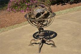 9. Armillary Sphere