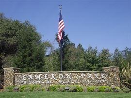 Cameron Park A Special Place to Live