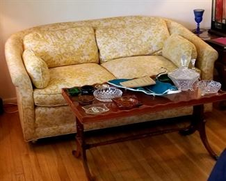 Sofa sold COFFEE TABLE IS AVAILABLE