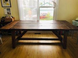 Restoration Hardware Hack- hand built -excellent craftsmanship - $650