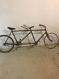 Denver Tandem Bicycle