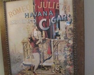 ROMEO & JULIETA HAVANA MIRROR