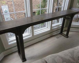 BALLARD DESIGN ALTAR TABLE