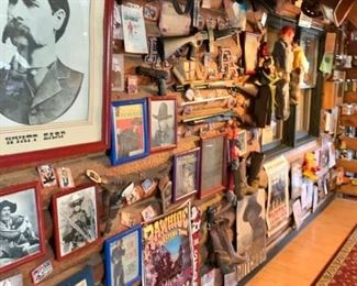 Vintage comics and BB Guns