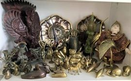 WWT005 Brass Collectibles & More