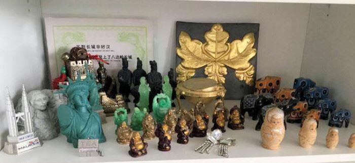 WWT007 Souvenir & Buddha Collectibles