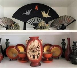 WWT009 Beautiful Asian Decorative Keepsakes