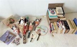 WWT011 Japan Wall Hangings & Japanese Books
