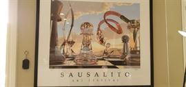 Sausalito Art Fair print 1/500 $50.00