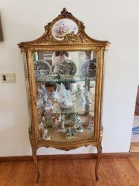 Ornate Gold Curio