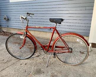 J.C. Higgins Vintage Bicycle