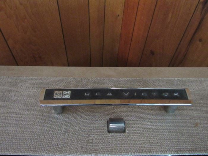 RCA Portable stereo Record Player