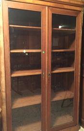Antique Curio Cabinet Metz France