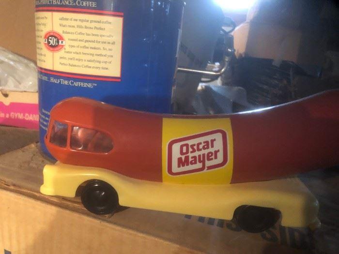 Oscar Mayer wagon