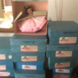 Madam Alexander dolls