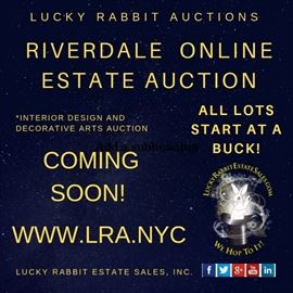 RIVERDALE ONLINE ESTATE AUCTION