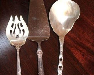 Sterling Flatware by Lunt