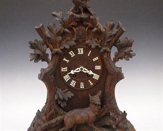 German Black Forest 8-day cuckoo clock