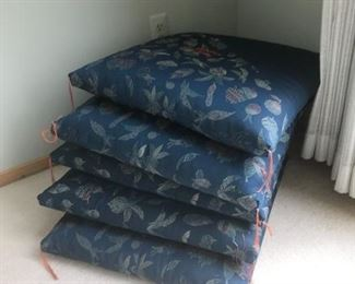Japanese floor cushions