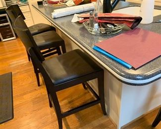 Pottery Barn Barstools (4 avaialble)