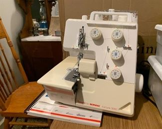 Bernina  - Sewing Machine Bernette  006D