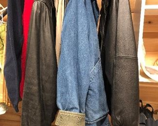 Men's coats large tall