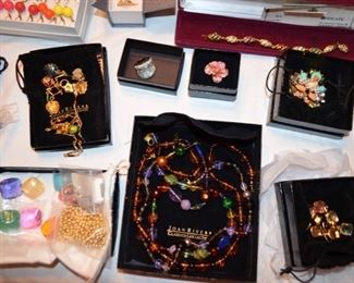 Joan Rivers costume jewelry