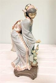 """Lladro #1449 """"Mayumi"""""""