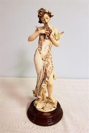 """1995 Giuseppe Armani Collector Society - """"Melody"""" #656"""