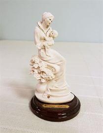 "Giuseppe Armani ""Maternity with Flowers"" #514 miniature"
