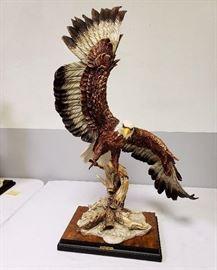 """Giuseppe Armani """"Soaring Eagle"""" #970 - Limited Edition 3157/5000"""