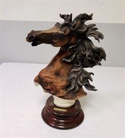"""Giuseppe Armani """"Horse Head"""" #205"""