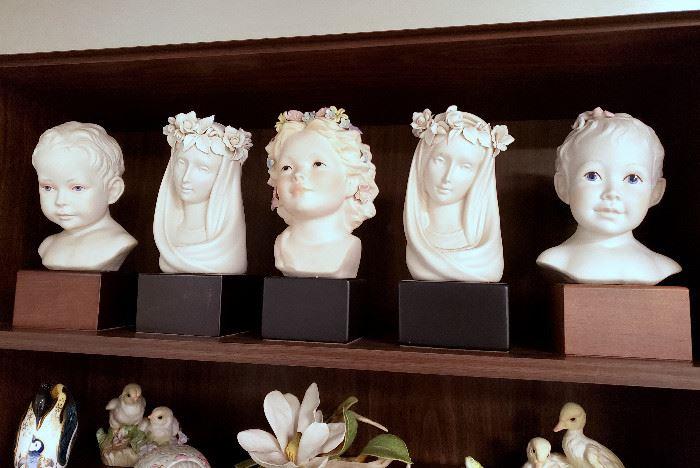 Cybis porcelain