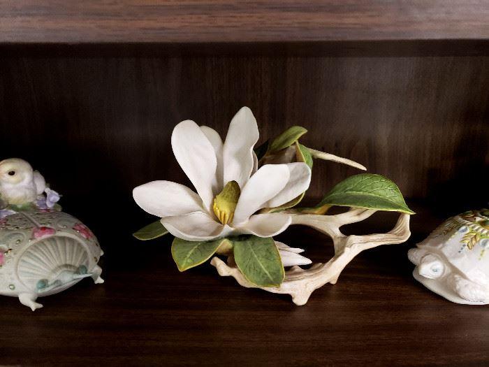 "Cybis ""Magnolia"""