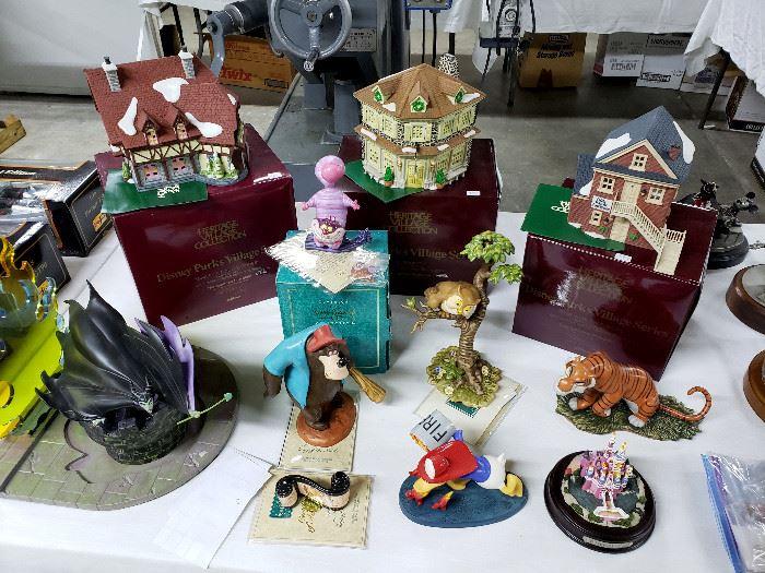 Disney Department 56, Walt Disney Classics Collection figurines